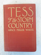 White TESS OF THE STORM COUNTRY  Howard Chandler Christy Illustrations  c.1909