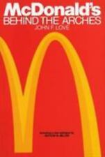 McDonald's : Behind the Arches by John F. Love (1995, Paperback, Revised)
