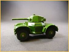 DINKY TOYS militaire GB armoured car meccano 670