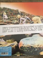 LED ZEPPELIN 'HOUSES OF THE HOLY' 180GRM VINYL LP 'GATEFOLD' REMASTER - NEW