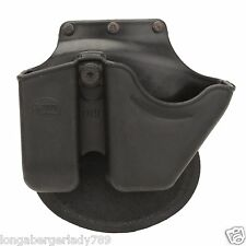 FOBUS PADDLE HOLSTER MAGAZINE POUCH HANDCUFF 9mm-40cal  MAG GUN CLIP BELT HOLDER