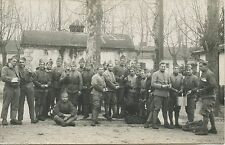 POSTCARD / CARTE POSTALE PHOTO MILITAIRE