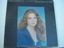 Patti Dahlstrom ‎– Your Place Or Mine LP, US pressing