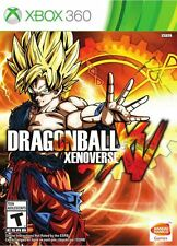 Dragon Ball Xenoverse  (Microsoft Xbox 360, 2015) / Brand New /
