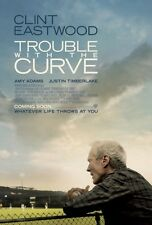 POSTER DI NUOVO IN GIOCO CLINT EASTWOOD TROUBLE WITH THE CURVE MOVIE CINEMA #2