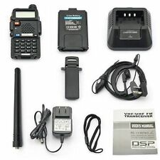 Baofeng   UV-5R+ Plus   VHF UHF 136-174/400-520MHz Dual Band FM Two way Radio EM