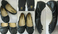 Women's Flat Shoes - Size 6M, 6.5M, or 9.5M - NEW!