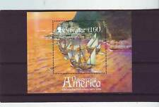 a118 - GIBRALTAR - SGMS1195 MNH 2006 500th DEATH ANNIV COLOMBUS