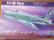 Model Kit Plane Complete + Instructions Hobby Boss FJ-4B Fury 80313 1:48 Plane