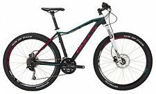 "Bulls Vanida 37 cm nero/rosa Matt 27,5 ""Mountain Bike 2017 Shimano 24 MARCE"