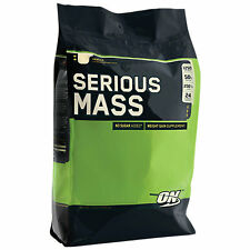 Optimum Nutrition Serious Mass - 12 lb Powder