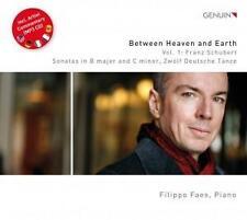 Between Heaven and Earth Vol1: Franz Schubert: Zwölf Deutsche Tänze/Sonaten in H