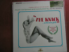 OST The Knack ... And How To Get It  John Barry Simply Vinyl LP 1965 / 2001 RE