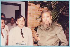 Castro Fidel & Schröder Gerhard     6-2/0101