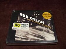 "BOB DYLAN ""MODERN TIMES"" CD + 100 PAGE ALBUM COVERS BOOKLET COLUMBIA 2006 FOLK"