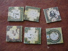 ROOM TILES LOT 1 DUNGEONQUEST / GAMES WORSHOP