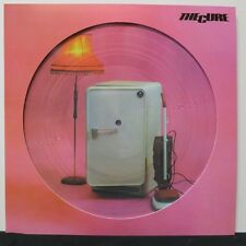 THE CURE 'Three Imaginairy Boys' Picture Disc Vinyl LP NEW & SEALED