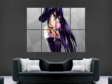 BLACK ROCK SHOOTER MANGA GIANT POSTER ART PICTURE PRINT LARGE
