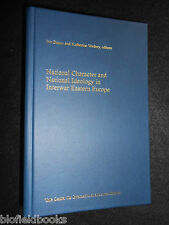 National Character and Ideology in Interwar Eastern Europe - Ivo Banac, 1995-1st