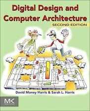 DIGITAL DESIGN AND COMPUTER ARCHITECTURE - NEW PAPERBACK BOOK