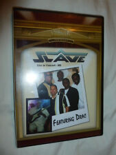 DVD Slave Live In Concert HD Drac Soul Concerts R & B Motown Sealed New Unopened