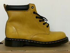 DR. MARTENS 939 YELLOWSTONE SERVO LUX   LEATHER  BOOTS SIZE UK 3