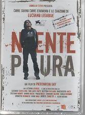 LIGABUE NIENTE PAURA (PIERGIORGIO GAY) DVD SIGILLATO!!