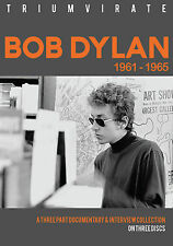 BOB DYLAN New Sealed 2016 THE SIXTIES HISTORY & BIOGRAPHY 3 DVD BOXSET