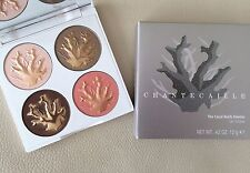 CHANTECAILLE The Coral Reefs Palette Face, Blush, Highlighter & Eyeshadow Quad