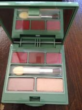 NEW CLINIQUE LIP & EYE PALETTE ORCHID SHIMMER CREAMY NUDE PEACH POP TWICE SPICE