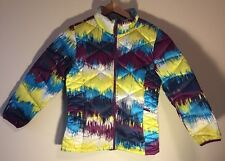 THE NORTH FACE 550 Youth Girls Insulated Jacket XL (18) ATDF
