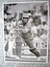 Org Press Photo 1970s- Cricketer ARJUNA RANATUNGA Sri Lanka- Action Shots
