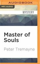 Sister Fidelma: Master of Souls by Peter Tremayne (2016, MP3 CD, Unabridged)