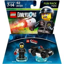 WB Games - LEGO Dimensions Fun Pack (The LEGO Movie: Bad Cop)