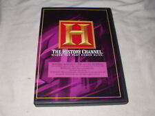 Modern Marvels - The Alcan Highway DVD History Channel Documentary Alaska Canada
