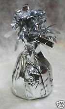 Balloon Weights SILVER party favors 6.2 oz