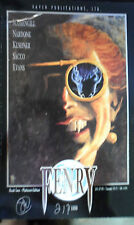 FENRY BOOK 2 PLATINUM EDITION OCT 1995-RAVEN PUB~SIGNED # 217/1000 NO C.O.A.