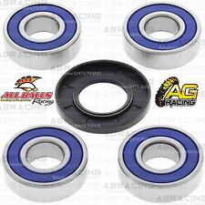 All Balls Rear Wheel Bearings & Seals Kit For Yamaha YZ 125 1984 84 Motocross