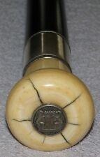 Amazing Bayren Crest Ball Chain Hidden Gadget Bamboo Walking Stick Cane