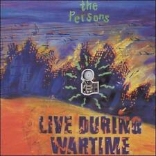 MICHAEL MOORE - PERSONS - LIVE DURING WARTIME / VATCHER, REIJSEGER = SAX JAZZ CD