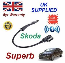 Skoda Superb 2009+ Bluetooth Music Module, For iPhone HTC Nokia LG Sony Galaxy