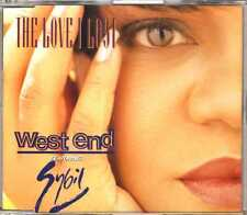 West End feat. Sybil - The Love I Lost - CDM - 1993 - House