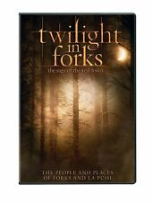 New Twilight In Forks - The Saga Of The Real Town DVD Film
