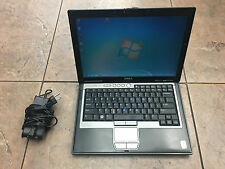 Dell Latitude D620 Laptop 2GB  DVD CD-RW Win7