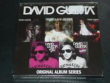 Original Album Series by David Guetta 5CD Box Set
