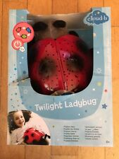 Cloud B Twilight Ladybug Constellation Night Light red