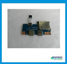 Puerto Usb+Lector Tarjetas Acer Aspire 3820TG Usb Board+Card Reader 48.4HL04.011