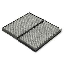2x Carbon Cabin Fresh Air Filter For BMW 5 Series E60 E63 64 535i M5 M6 81906007