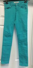 Comptoir Des Cotonniers Stretch Cotton Fitted Slim Pants Size 26 US S