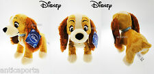 Peluche Lilli e il Vagabondo misura 25 cm Originale Disney Animal Friends Biagio